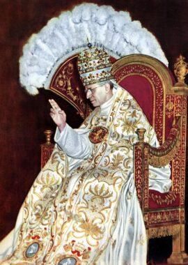Pius XII (koronacja)