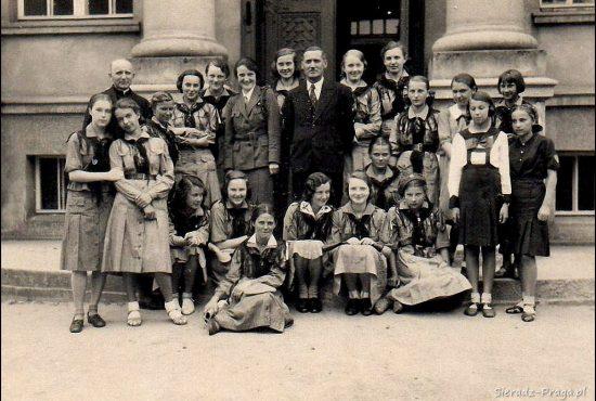 Harcerki 1939 r. (ks binkowski)