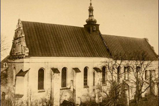 Klasztor Dominikanów początek XX w