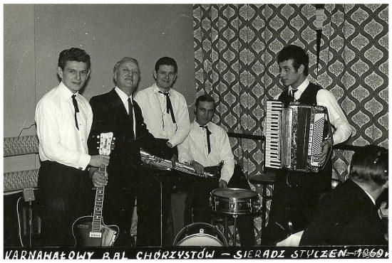 Karnawałowy bal Chórzystów 19690001