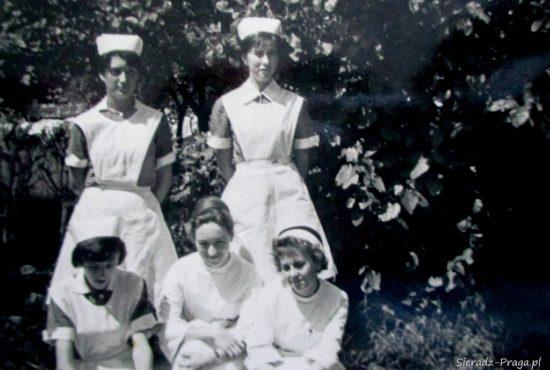 Teren Szpitala 1963 r