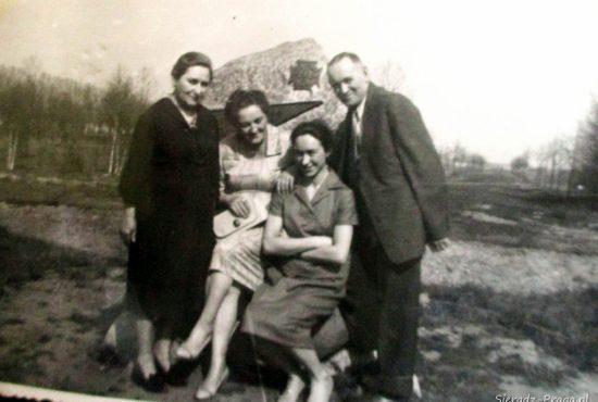 Z Rodzicami 1961 r