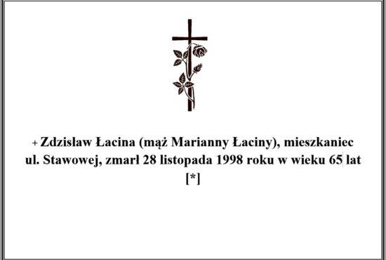 Zdzisław Łacina